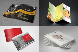 Benefits of business and brochure printing the pretty pin head whether youve just kicked your startup or are relatively experienced in the industry business cards and brochures will serve you many purposes reheart Gallery